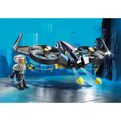 Playmobil 9253 Mega Drone - Top Agents