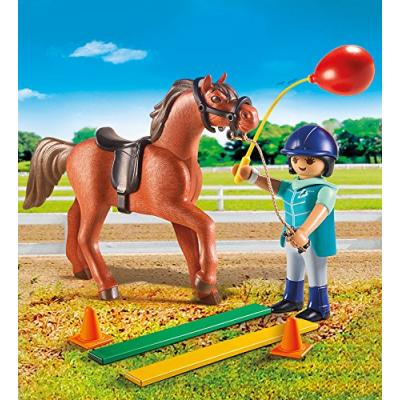 Playmobil 9259 - Horse Therapist - Country