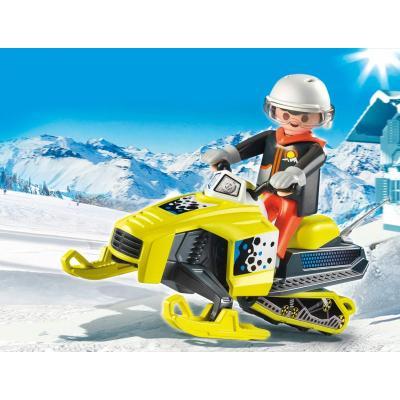 Playmobil 9285 Snowmobile - Family Fun