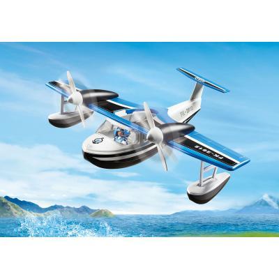 Playmobil 9436 - Police Seaplane - City Action