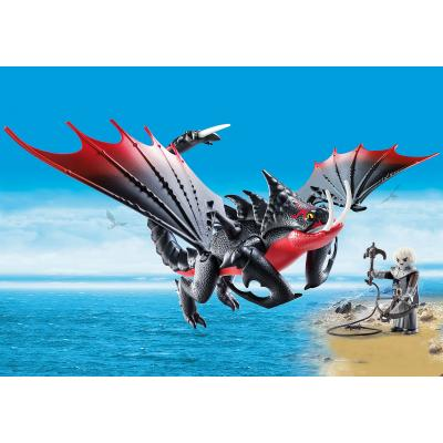 Playmobil 70039 - Deathgripper with Grimmel - Dragons