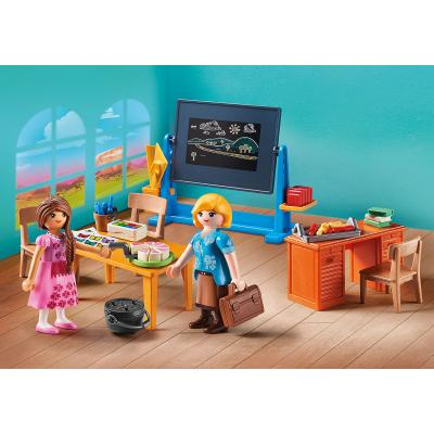 Playmobil 70121 - Miss Flores Classroom - Spirit - Riding Free