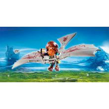 Playmobil 9342 - Dwarf Flyer - Knights