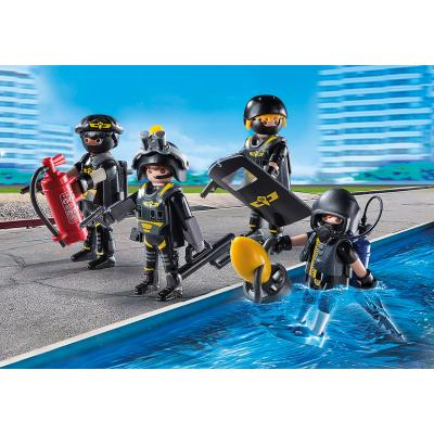 Playmobil 9365 - Police SWAT Team - City Action