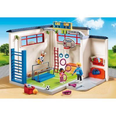 Playmobil 9454 - School Gym - City Life
