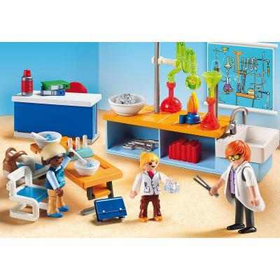Playmobil 9456 - Chemistry Class Room - City Life