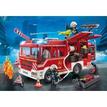 Playmobil 9464 Fire Engine Truck City Action