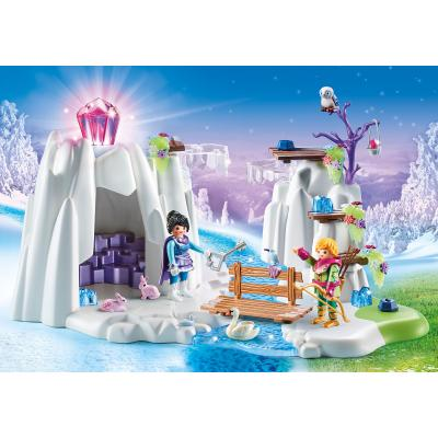 Playmobil 9470 - Crystal Diamond Hideout - Magic