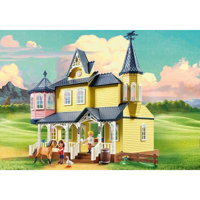 Playmobil 9475 - Lucky's Happy Home - Spirit - Riding Free