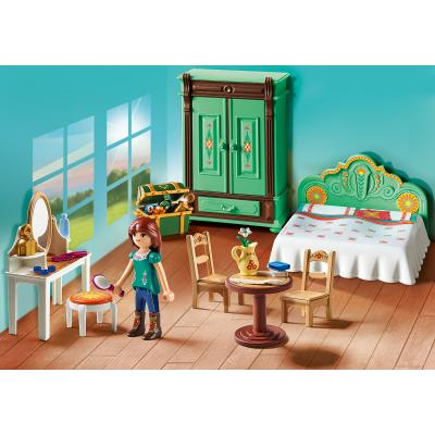 Playmobil 9476 - Lucky's Bedroom - Spirit - Riding Free