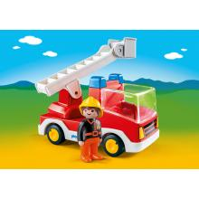 Playmobil 6967 - Ladder Unit Fire Truck - Playmobil 1.2.3.