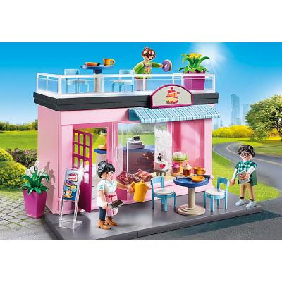Playmobil 70015 - My Cafe - City Life