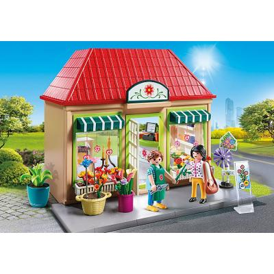 Playmobil 70016 - My Flower Shop - City Life