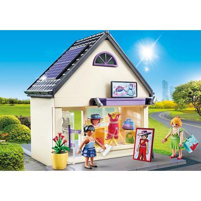 Playmobil 70017 - My Fashion Boutique - City Life
