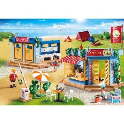 Playmobil 70087 - Large Campground