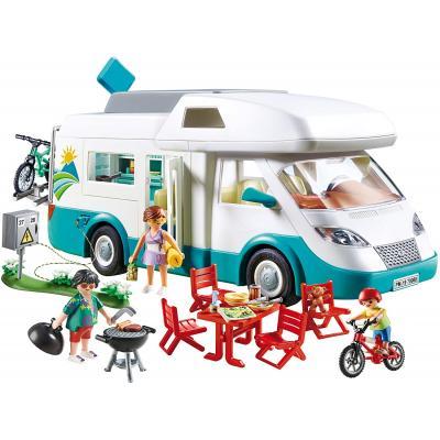 Playmobil 70088 - Family Camper - Family Fun