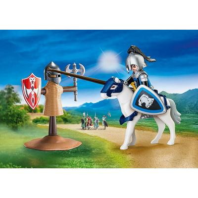 Playmobil 70106 - Classic Jousting Knights Carry Case - Knights