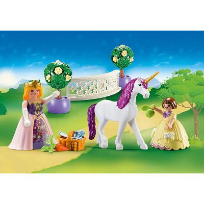 Playmobil 70107 - Princess with Unicorn Carry Case - Princess