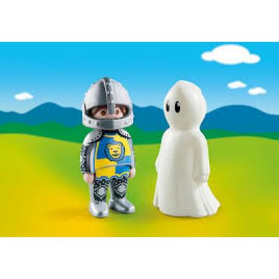 Playmobil 70128 - Knight with Ghost - Playmobil 1.2.3