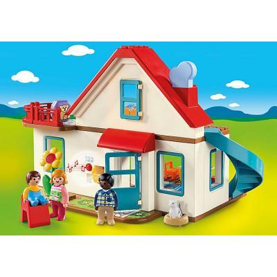 Playmobil 70129 - Family Home - Playmobil 1.2.3