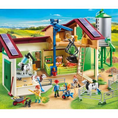 Playmobil 70132 - Farm with Animals - Country