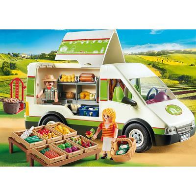 Playmobil 70134 - Mobile Farm Market