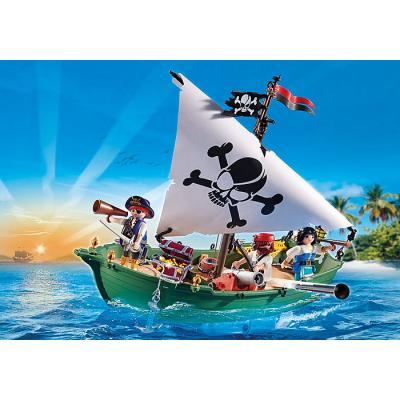 Playmobil 70151 - Pirate Ship with Underwater Motor