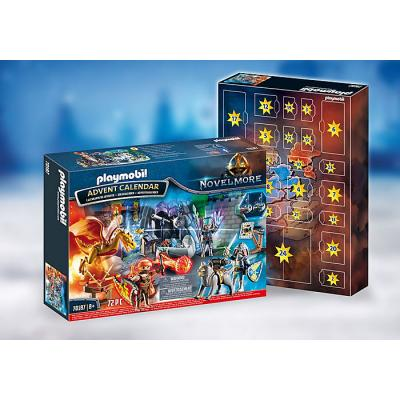 Playmobil 70187 - Advent Calendar Battle for Magic Stone - Novelmore