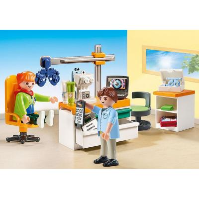 Playmobil 70197 - Eye Doctor - City Life