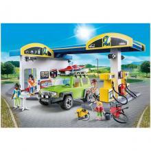 Playmobil 70201 - Gas Station - City Life