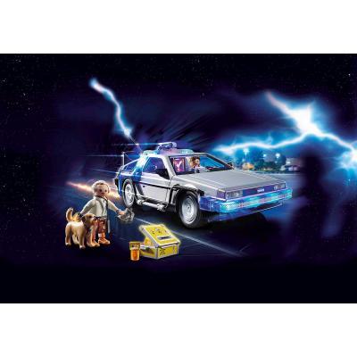 Playmobil 70317 - Back to the Future DeLorean Car