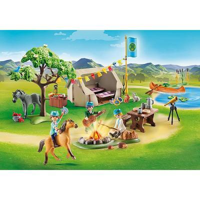 Playmobil 70329 - Spirit Summer Campground