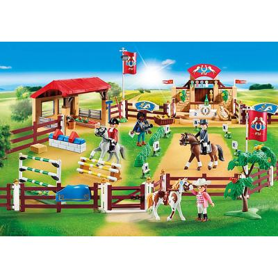 Playmobil 70337 - Large Equestrian Tournament - Country