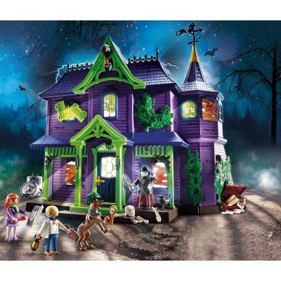 Playmobil 70361 - Adventure Mystery Mansion - Scooby-Doo!