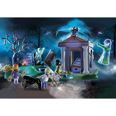 Playmobil 70362 - Adventure in the Cemetery - Scooby-Doo!