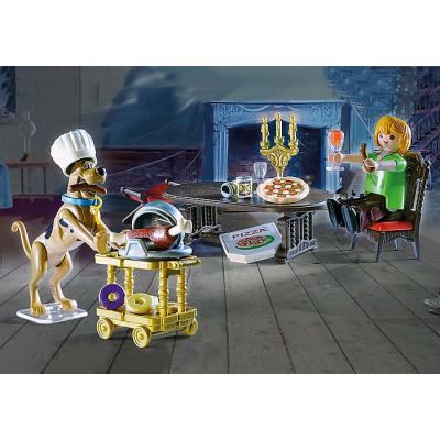 Playmobil 70363 - Dinner with Shaggy - Scooby-Doo!