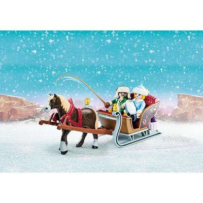 Playmobil 70397 - Winter Sleigh Ride - Spirit - Riding Free