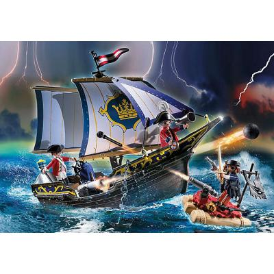 Playmobil 70412 - Pirates Redcoat Caravel