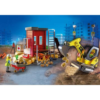 Playmobil 70443 - Small Excavator - City Action