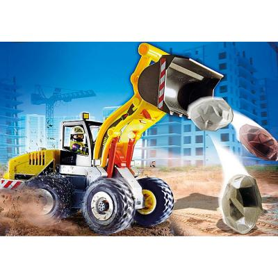 Playmobil 70445 - Front End Loader - City Action