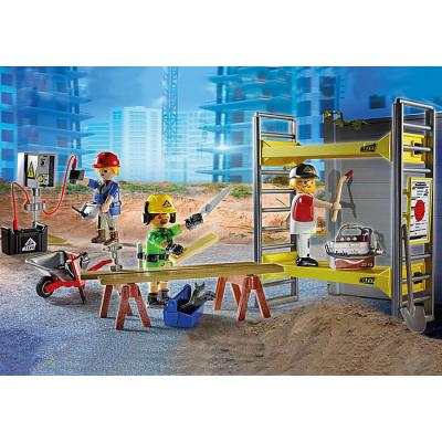 Playmobil 70446 - Scaffolding with Workers - City Action