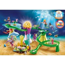 Playmobile 70094 - Mermaid Cove with Illuminated Dome - Magic