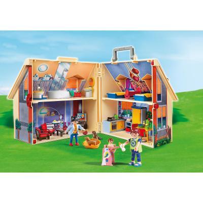 Playmobil 5167 - My Take Along Modern Doll House