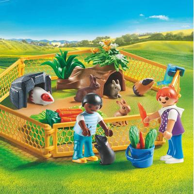 Playmobil 70137 - Farm Animal Enclosure - Country