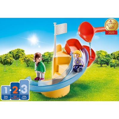 Playmobil 70270 - Water Slide - Playmobil 1.2.3