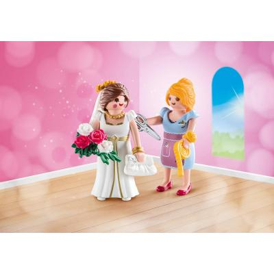 Playmobil 70275 - Princess and Tailor - Duo Pack
