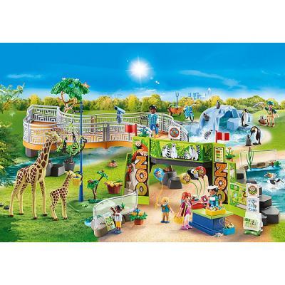 Playmobil 70341 - Large City Zoo - Family Fun