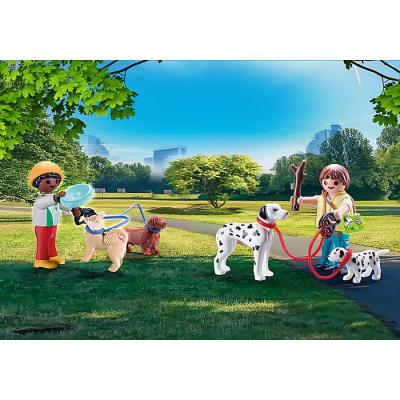 Playmobil 70530 - Puppy Playtime Carry Case - City Life