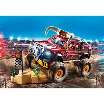 Playmobil 70549 - Stunt Show Bull Monster Truck - City Action
