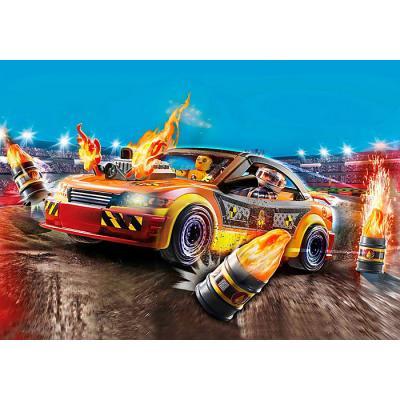 Playmobil 70551 -  Stunt Show Crash Car - City Action
